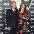 "Sir Patrick Stewart, Sunny Ozell - Photocall de la soirée ""GQ Men of the Year"" Awards à Londres le 3 septembre 2019"