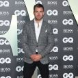 "Bradley Simmonds - Photocall de la soirée ""GQ Men of the Year"" Awards à Londres le 3 septembre 2019."