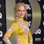 Nicole Kidman et Kylie Minogue brillent aux GQ Men of the Year