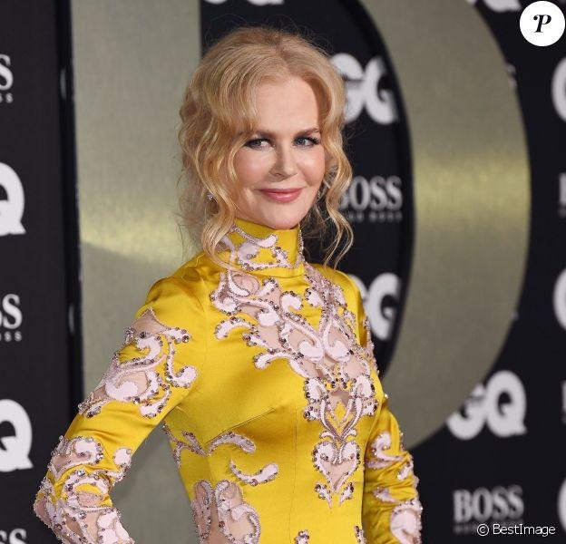 """Nicole Kidman - Photocall de la soirée """"GQ Men of the Year"""" Awards à Londres le 3 septembre 2019."""