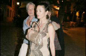 Catherine Zeta-Jones et Michael Douglas : escapade amoureuse... dans les rues de Majorque !