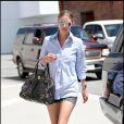 Nicky Hilton se promène dans les rues de Beverly Hills le 6 juillet 2009