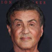 Sylvester Stallone souffre d'une paralysie faciale partielle