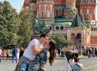 Louis et Marie Ducruet mariés : En lune de miel à Moscou ?