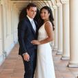 Marie Chevallier a osé la combinaison pour son mariage civil avec Louis Ducruet, le 26 juillet 2019 à Monaco.