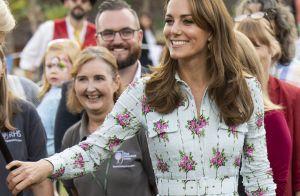 Kate Middleton : Superbe rentrée en Emilia Wickstead, elle joue avec les enfants