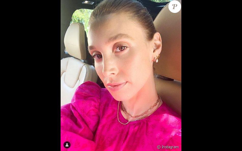 Whitney Port sur son compte Instagram, le 12 septembre 2019.