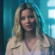 """Elizabeth Banks dans le clip de """"Don't Call Me Angel"""", bande originale du film Charlie's Angels, le 13 septembre 2019."""