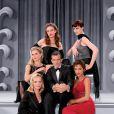 La sublime Noémie Lenoir joue la James Bond Girl pour avec Antonio en James Bond pour une campagne de Marks & Spencer