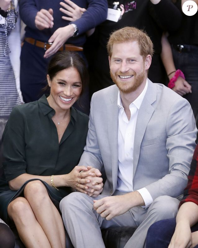 Meghan Markle Et Harry A Windsor Leur Derniere Folie A