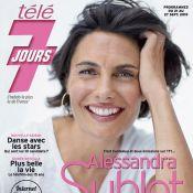 """Alessandra Sublet et ses rides : """"Qu'on me laisse au naturel !"""""""