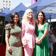 "Judith Light, America Ferrera, Ana Ortiz - Judith Light inaugure son étoile sur le ""Walk of Fame"" de Los Angeles, le 12 septembre 2019."