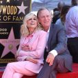"Judith Light et son époux Robert Desiderio - Judith Light inaugure son étoile sur le ""Walk of Fame"" de Los Angeles, le 12 septembre 2019."