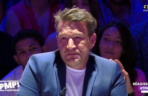 Benjamin Castaldi papa pas toujours présent : en larmes, il s'excuse