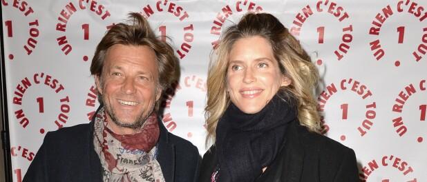 Alice Taglioni enceinte et Laurent Delahousse : Sortie à deux pour les amoureux