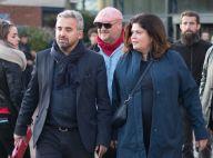 Raquel Garrido : Précieux soutien de son compagnon Alexis Corbière au tribunal