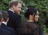 Meghan Markle et Harry de mariage à Rome : look de soirée et complicité