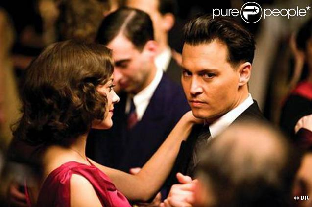 Birdoyise Johnny Depp Public Enemies Wallpaper