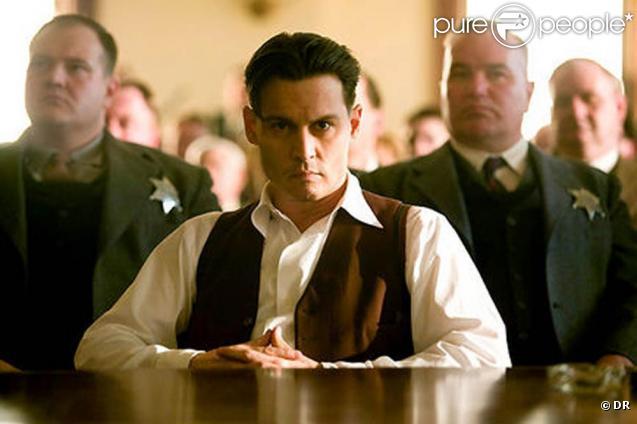 """Johnny Depp et """"Public Enemies""""... ont explosé le box-office le mercredi 8 juillet 2009 !"""