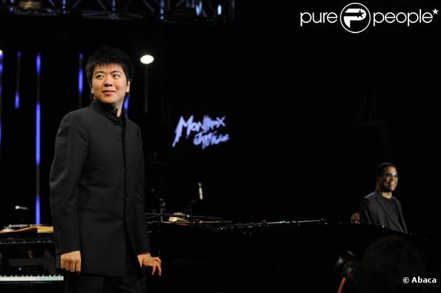 Le prodige chinois de 27 ans, Lang Lang, au festival de Montreux 2009