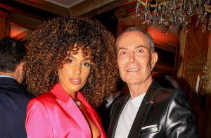 Marco Verratti et sa belle Jessica : soirée au Fouquet's avec Aya Nakamura