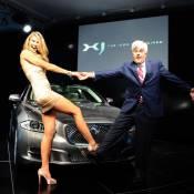 Elle Macpherson et Sophie Ellis-Bextor, deux beautés à couper le souffle... qui roulent pour Jaguar !
