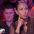"""Christine Kelly dans """"Touche pas à mon poste"""", le 25 septembre 2019, sur C8"""