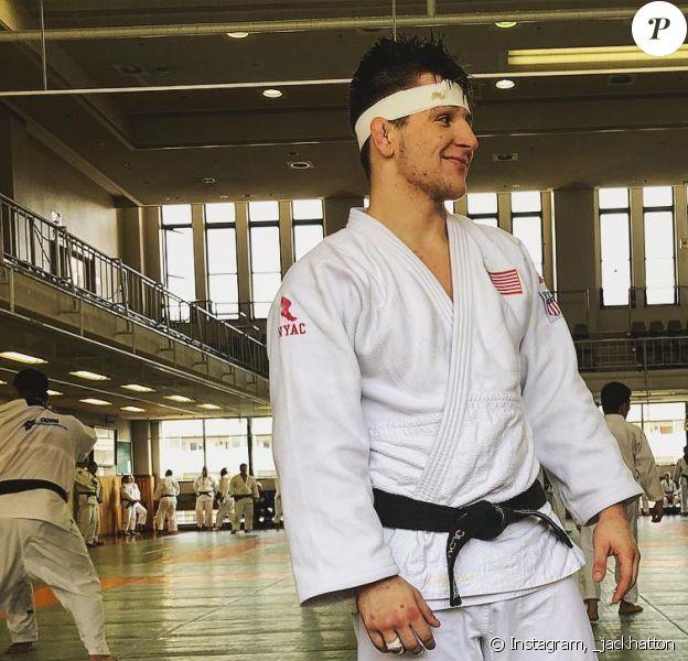 Jack Hatton, grand espoir du judo américain, est décédé le 25 septembre 2019.