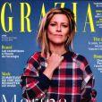 Retrouvez l'intégralité de l'interview de Marina Foïs dans le magazine  Grazia , numéro 508 du 27 septembre 2019.