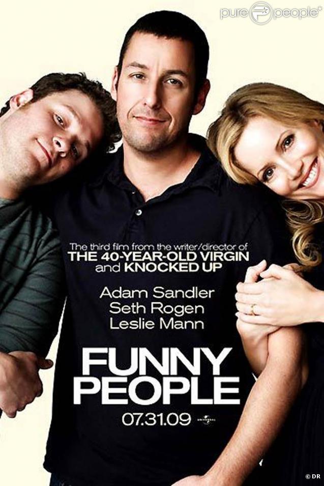 Des images de Funny People