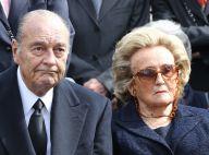"""Bernadette Chirac """"réfugiée dans le silence depuis 6 mois"""" : Sa santé inquiète"""
