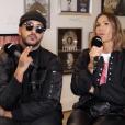 Vitaa et Slimane, interview exclusive pour Purepeople, le 27 septembre 2019.