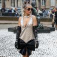 """Rita Ora - Arrivées au défilé de mode PAP printemps-été 2020 """"Miu Miu à Paris. Le 1er octobre 2019 © Veeren Ramsamy-Christophe Clovis / Bestimage"""