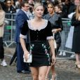 """Lili Reinhart - Arrivées au défilé de mode PAP printemps-été 2020 """"Miu Miu à Paris. Le 1er octobre 2019 © Veeren Ramsamy-Christophe Clovis / Bestimage"""
