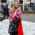"""Anna Dello Russo - Arrivées au défilé de mode PAP printemps-été 2020 """"Miu Miu à Paris. Le 1er octobre 2019 © Veeren Ramsamy-Christophe Clovis / Bestimage"""