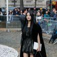 """Yang Chaoyue - Arrivées au défilé de mode PAP printemps-été 2020 """"Miu Miu à Paris. Le 1er octobre 2019 © Veeren Ramsamy-Christophe Clovis / Bestimage"""
