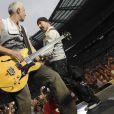 U2 en concert au Stade de France, à Paris, le 11 juillet 2009