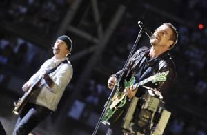 U2 : Un décor impressionnant pour le show grandiose de la bande à Bono à Paris !