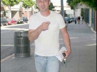 Robert Knepper  alias T-Bag : il se paie du bon temps avant de s'attaquer aux Heroes !