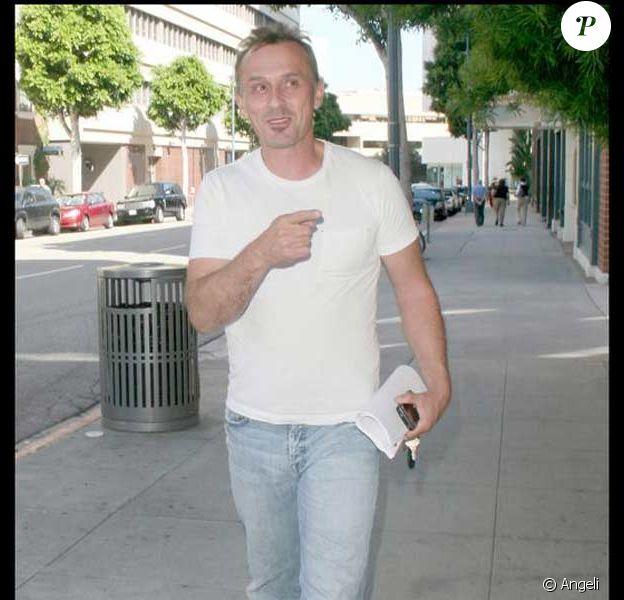 Robert Knepper à Beverly Hills, le 1er juillet 2009