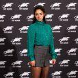 """Noée Abita lors du photocall de """" Mes Jours de Gloire """" pour la 34e édition du FIFF - Festival International du Film Francophone de Namur. Belgique, Namur, le 29 septembre 2019."""