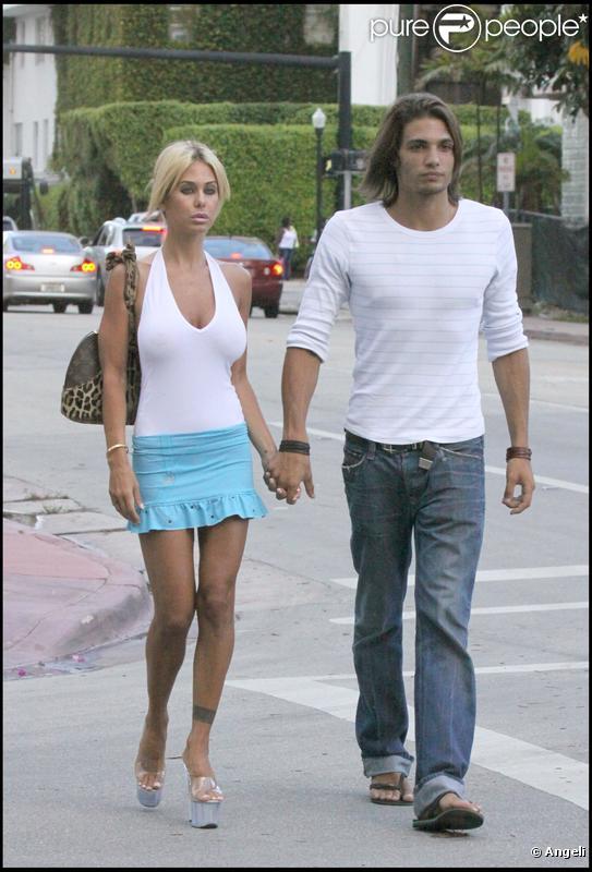 Shauna Sand et Antoine, son petit-ami