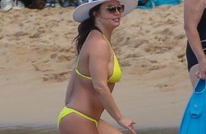 Britney Spears : Bikini jaune fluo à Hawaï pour oublier les soucis