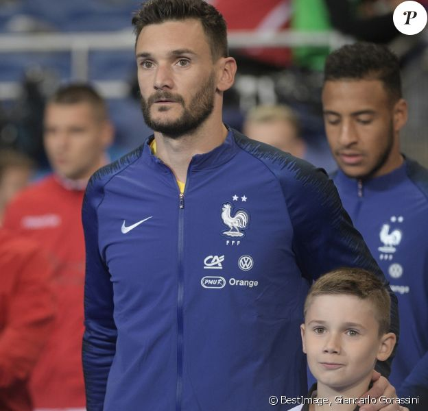 Hugo Lloris - Match de qualification entre la France et l'Albanie (4-1) au Stade de France à Saint-Denis le 7 septembre 2019. © Giancarlo Gorassini/Bestimage