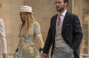 James Middleton fiancé : nouvelles photos avec sa jolie Française Alizée