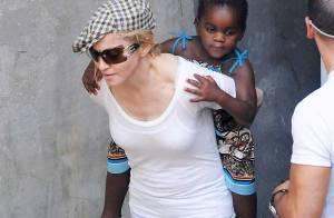 Madonna avec Mercy, Lourdes, Rocco, David et... Guy Ritchie : toutes les images de leur complicité !