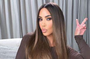 Kim Kardashian : Elle craque pour la coloration en vogue de l'automne