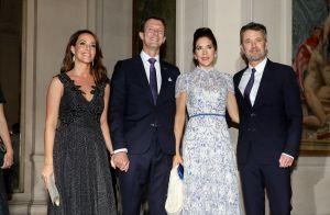 Mary et Marie de Danemark : Les princesses réunies à Paris pour une soirée chic