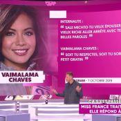 """Rachel Legrain-Trapani : Avec Vaimalama Chaves, c'est """"le mépris le plus total"""""""