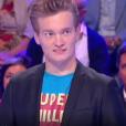 """Jean-Charles dans """"Les 12 Coups de midi"""", le 12 octobre 2019, sur TF1"""